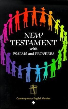 Youth & Family New Testament with Psalms and Proverbs-CEV