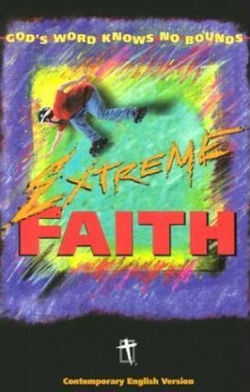 Extreme Faith Compact Youth Bible-Cev