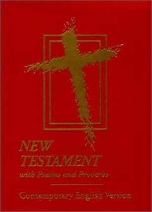 New Testament with Psalms & Proverbs-Cev