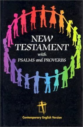 New Testament with Psalms and Proverbs-CEV