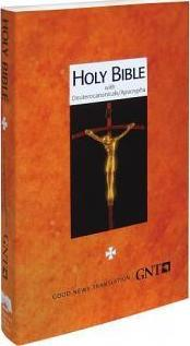 Holy Bible-Gnt