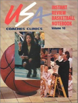 Instant Review Basketball Notebook