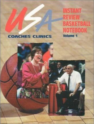 Instant Review Basketball Notebook, 1990