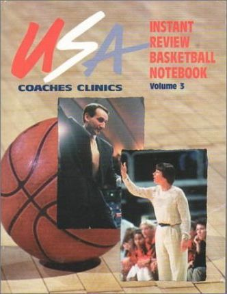 Instant Review Basketball Notebook, 1992