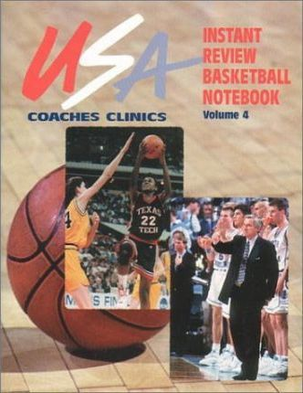 Instant Review Basketball Notebook, 1993