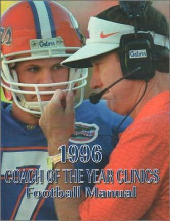 Football Manual 1996 Coach of the Year Clinics