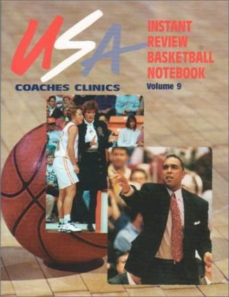 Instant Review Basketball Notebook, 1998