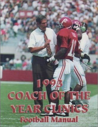 Football Manual 1993 Coach of the Year Clinics
