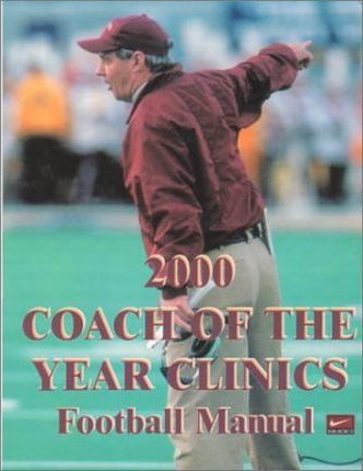 2000 Coach of the Year Football Manual