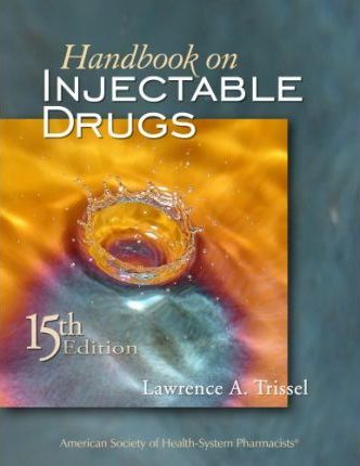 Handbook on Injectable Drugs Interactive CD - Network Version (5 Concurrent Users + Book)