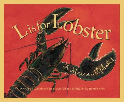 L is for Lobster