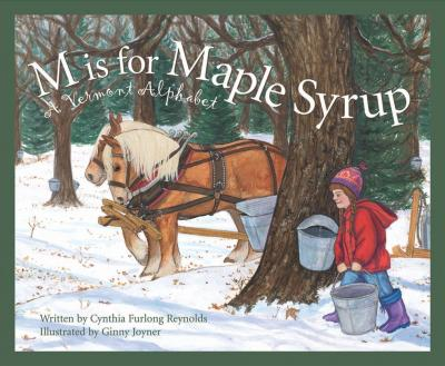 M is for Maple Syrup