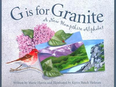 G Is for Granite