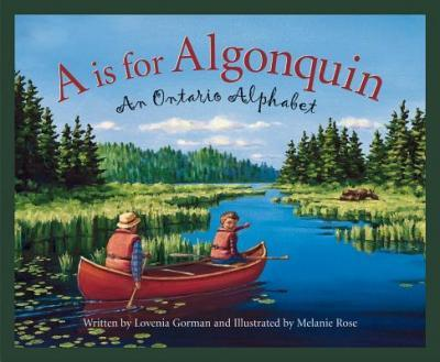 A is for Algonquin