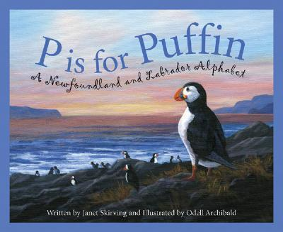 P Is for Puffin