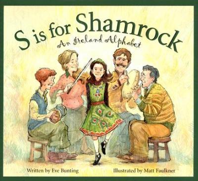 S Is for Shamrock