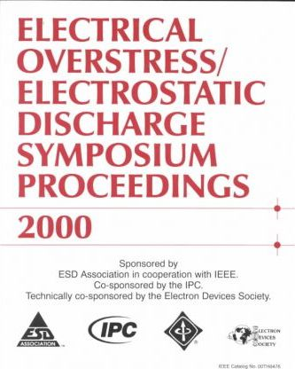 22nd Annual Electrical Overstress/Electrostatic Discharge Symposium (Eos/Esd), 2000