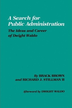 A Search for Public Administration
