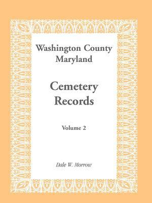 Washington County Maryland Cemetery Records