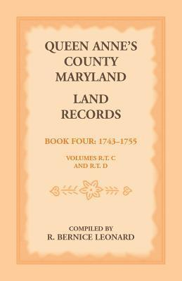 Queen Anne's County, Maryland Land Records. Book 4