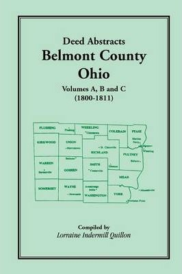 Deed Abstracts, Belmont County, Ohio