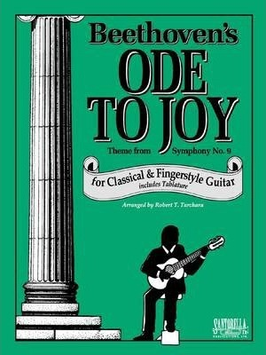 Ode To Joy for Fingerstyle Guitar