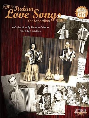 Italian Love Songs for Accordion