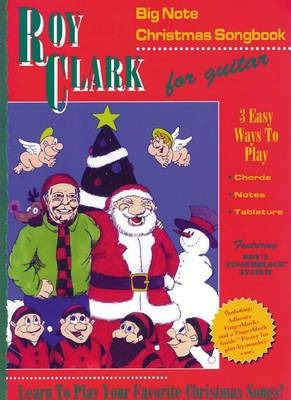Roy Clark Christmas Songbook for Guitar