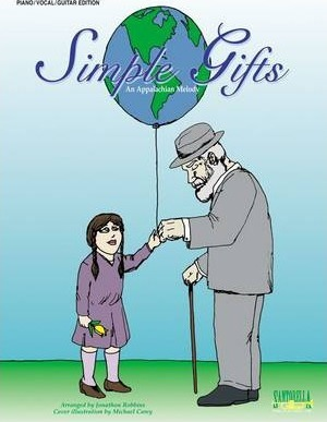 Simple Gifts for Trumpet or Clarinet & Piano