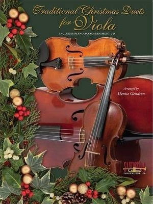 Traditional Christmas Duets for Viola