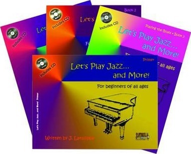 Let's Play Jazz & More * Complete Method for Beginners