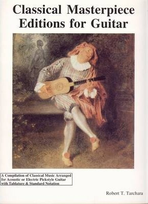 Classical Masterpieces for Guitar