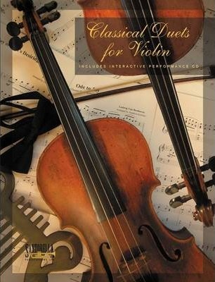 Classical Duets for Violin with CD