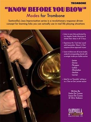 Know Before You Blow - Jazz Modes for Trombone