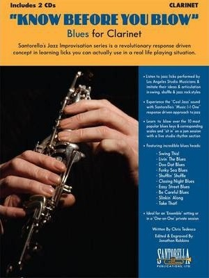 Know Before You Blow - Blues for Clarinet