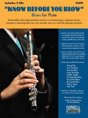 Know Before You Blow - Blues for Flute
