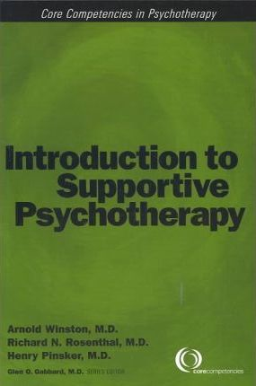 Introduction to Supportive Psychotherapy