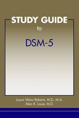 Study Guide to DSM-5 (R)