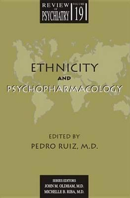 Ethnicity and Psychopharmacology