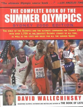 The Complete Book of the Summer Olympics 2000
