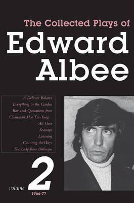 The Collected Plays of Edward Albee, Volume 2