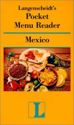 Langenscheidt's Pocket Menu Reader Mexico