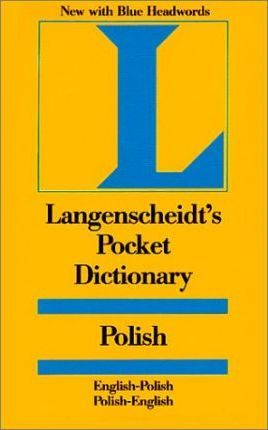 Langerscheidts Polish Pocket Dictionary