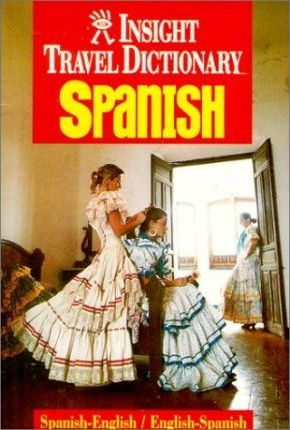 Insight Travel Dictionary Spanish