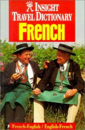Insight Travel Dictionary French