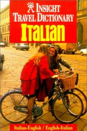 Insight Travel Dictionary Italian