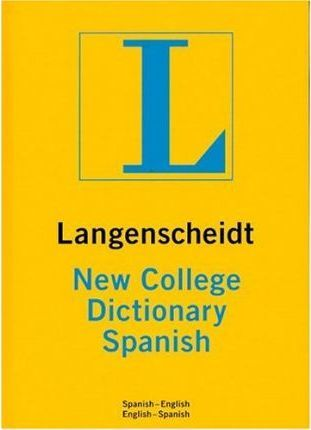 Langenscheidt Spanish New College Dictionary