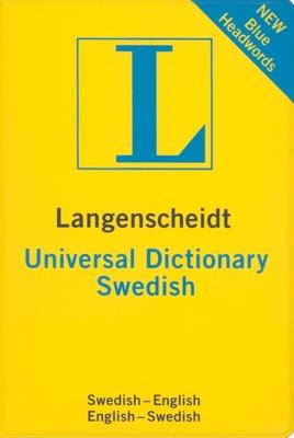 Swedish Langenscheidt Universal Dictionary