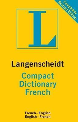 French Compact Dictionary