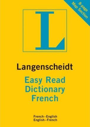 Easy Read Dictionary French